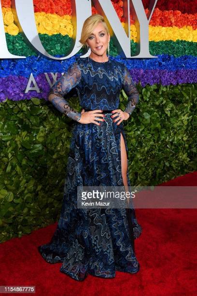 Jane Krakowski attends the 73rd Annual Tony Awards at Radio City Music Hall on June 09, 2019 in New York City.