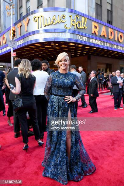 Jane Krakowski attends the 73rd Annual Tony Awards at Radio City Music Hall on June 09 2019 in New York City