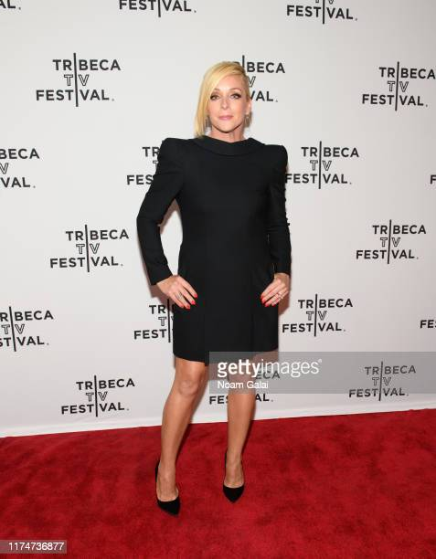 "Jane Krakowski attends the ""Dickinson"" screening during the 2019 Tribeca TV Festival at Regal Battery Park Cinemas on September 14, 2019 in New York..."