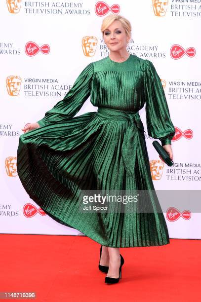 Jane Krakowski attends the Virgin Media British Academy Television Awards 2019 at The Royal Festival Hall on May 12 2019 in London England