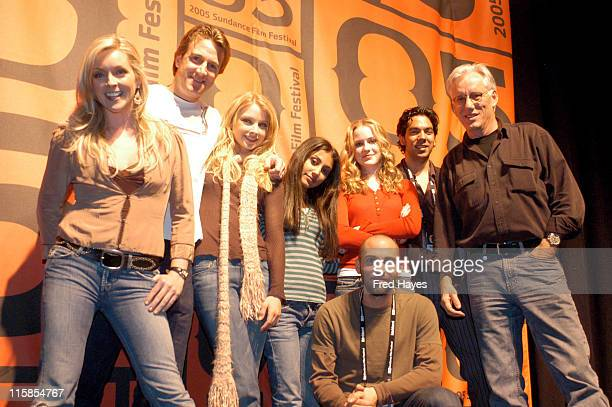 Jane Krakowski Danny Comden Elisabeth Harnois Adi Schnall Evan Rachel Wood Marcos Siega director Skander Halim writer and James Woods