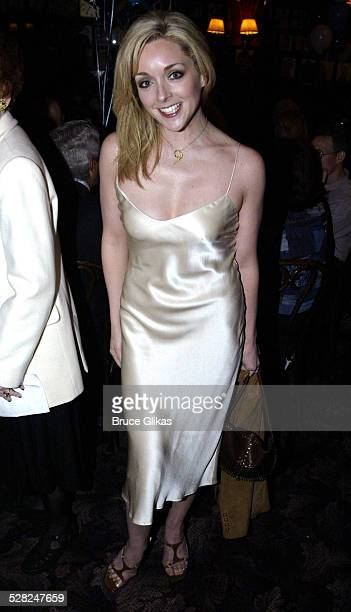 Jane Krakowski during 2003 PreTony Dinner Gathering for The American Theatre Wing at Sardis in New York City New York United States
