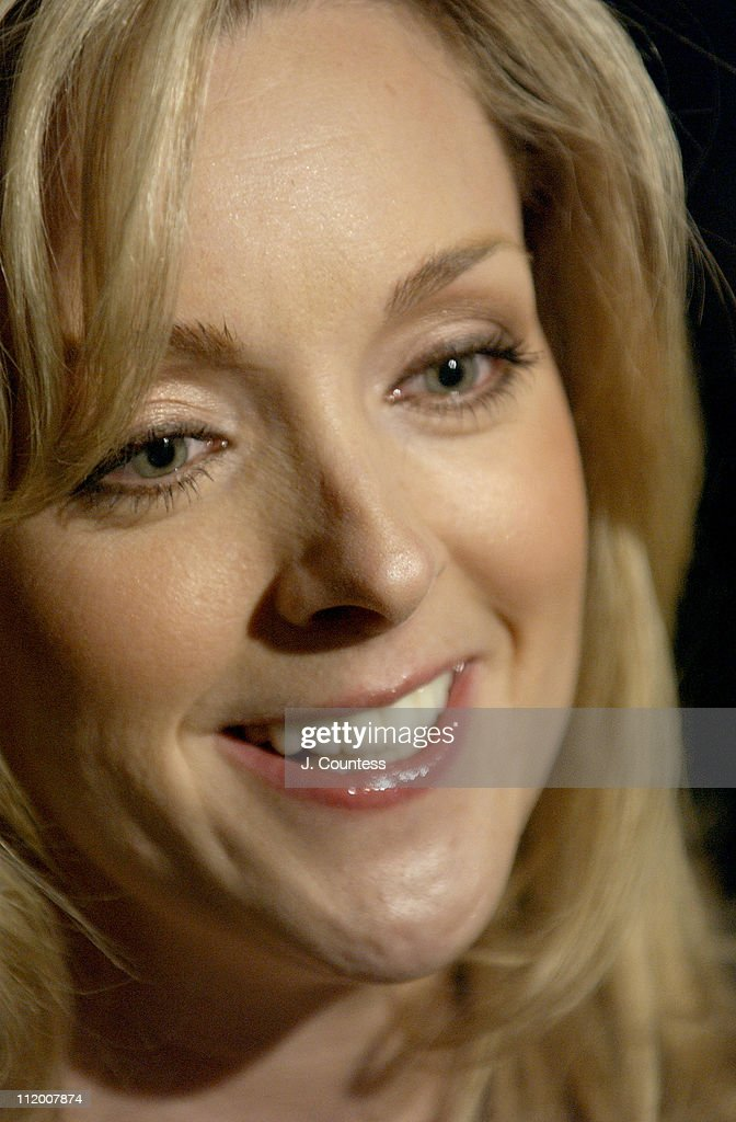 Jane Krakowski during 58th Annual Tony Awards Nominee Announcements at Hudson Theater in New York City, New York, United States.