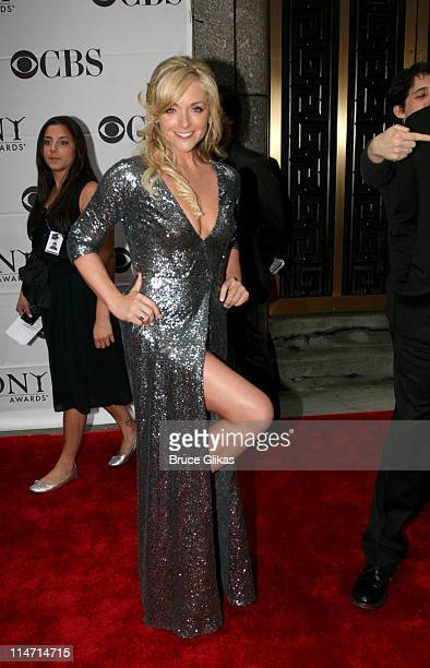 Jane Krakowski during 61st Annual Tony Awards - Arrivals at Radio City Music Hall in New York City, New York, United States.