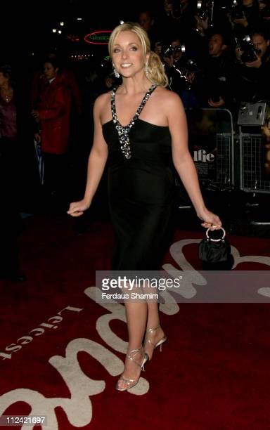 "Jane Krakowski during ""Alfie"" World Charity Premiere in Aid of ""Make A Wish"" - Arrivals at Empire Leicester Square in London, Great Britain."