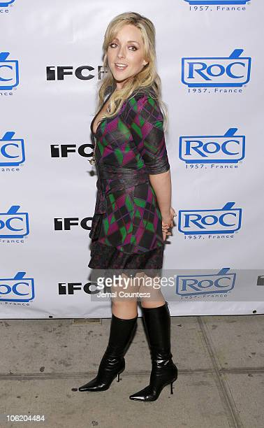 Jane Krakowski during 'Mon Meilleur Ami' After Party Hosted by IFC Films and RoCa at Sapa in New York City New York United States