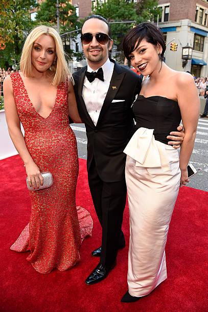 NY: 2016 Tony Awards - Red Carpet