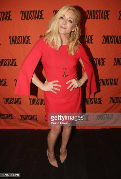 Jane Krakowski poses at The Second Stage Theater 38th Anniversary Gala honoring David Rockwell at TAO Downtown on May 1 2017 in New York City