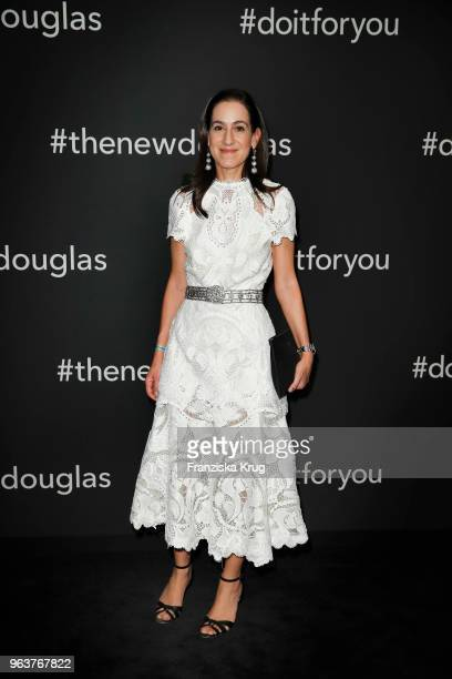 Jane Lauder during the Douglas X Peter Lindbergh campaign launch at ewerk on May 30 2018 in Berlin Germany
