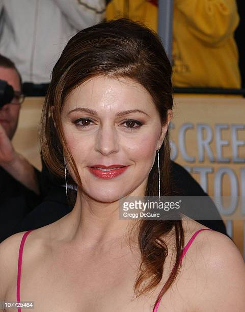 Jane Leeves during 10th Annual Screen Actors Guild Awards Arrivals at Shrine Auditorium in Los Angeles California United States