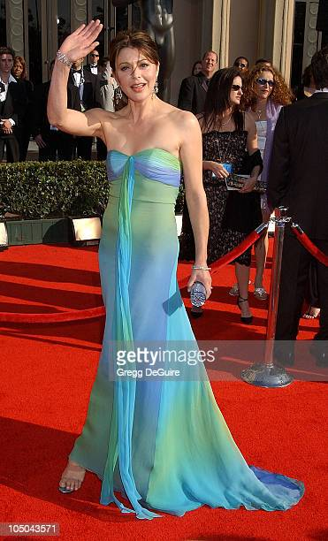 Jane Leeves during 9th Annual Screen Actors Guild Awards Arrivals at Shrine Exposition Center in Los Angeles California United States