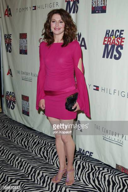 Jane Leeves during The 10th Annual Race to Erase MS at The Century Plaza Hotel Spa in Century City California United States