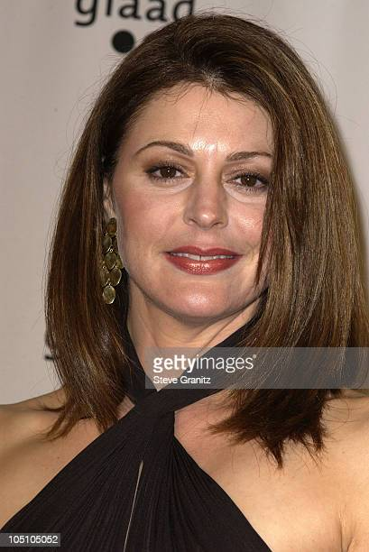 Jane Leeves during The 14th Annual GLAAD Media Awards Los Angeles Press Room at Kodak Theatre in Hollywood California United States