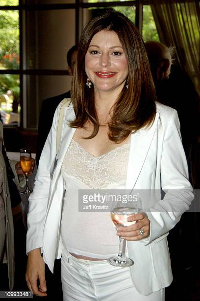 Jane Leeves during The 1st Annual BAFTA/LA ATAS Emmy Tea Party at St Regis Hotel in Los Angeles California United States
