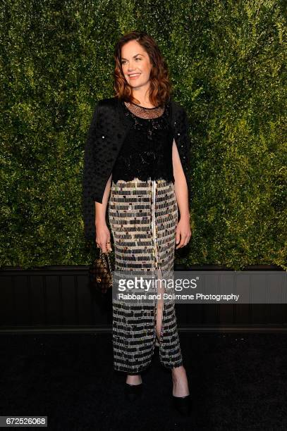 Jane Levy attends the 2017 Tribeca Film Festival Chanel Artists Dinner on April 24 2017 in New York City