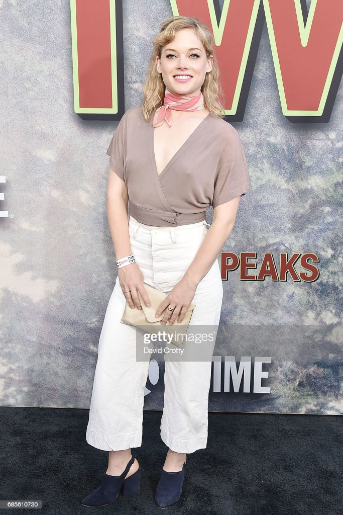 Jane Levy attends the World Premiere Of Showtime's 'Twin Peaks' at The Theatre at Ace Hotel on May 19, 2017 in Los Angeles, California.