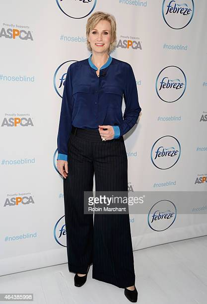Jane Lynch And ASPCA 'Noseblind' Event at 24th Street Loft on February 25 2015 in New York City