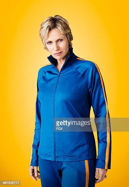 Jane Lynch as Sue in Season Five of GLEE airing Thursdays on FOX