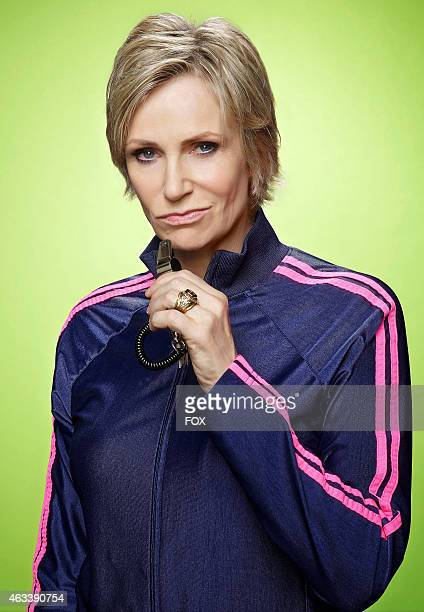 Jane Lynch as Sue Sylvester on the sixth and final season of GLEE premiering with a special twohour event Friday Jan 9 2015 on FOX
