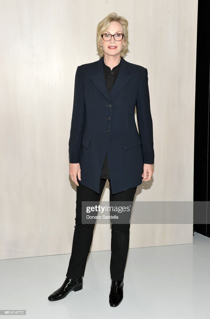 Jane Lynch at the Hammer Museum 15th Annual Gala in the Garden with Generous Support from Bottega Veneta on October 14, 2017 in Los Angeles, California.