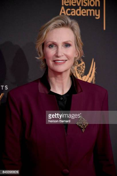 Jane Lynch attends day 2 of the 2017 Creative Arts Emmy Awards on September 10 2017 in Los Angeles California