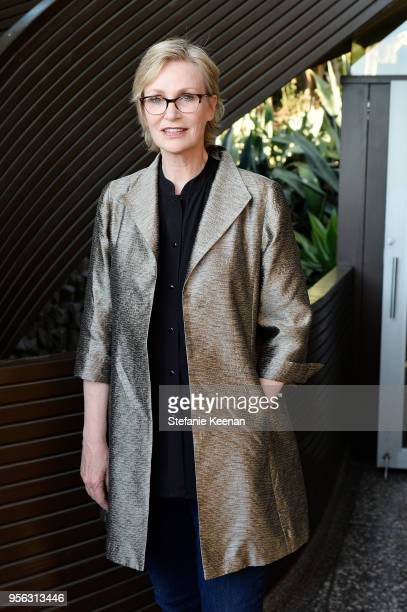 Jane Lynch attends Ray Booth Evocative Interiors Book Signing on May 8 2018 in Los Angeles California