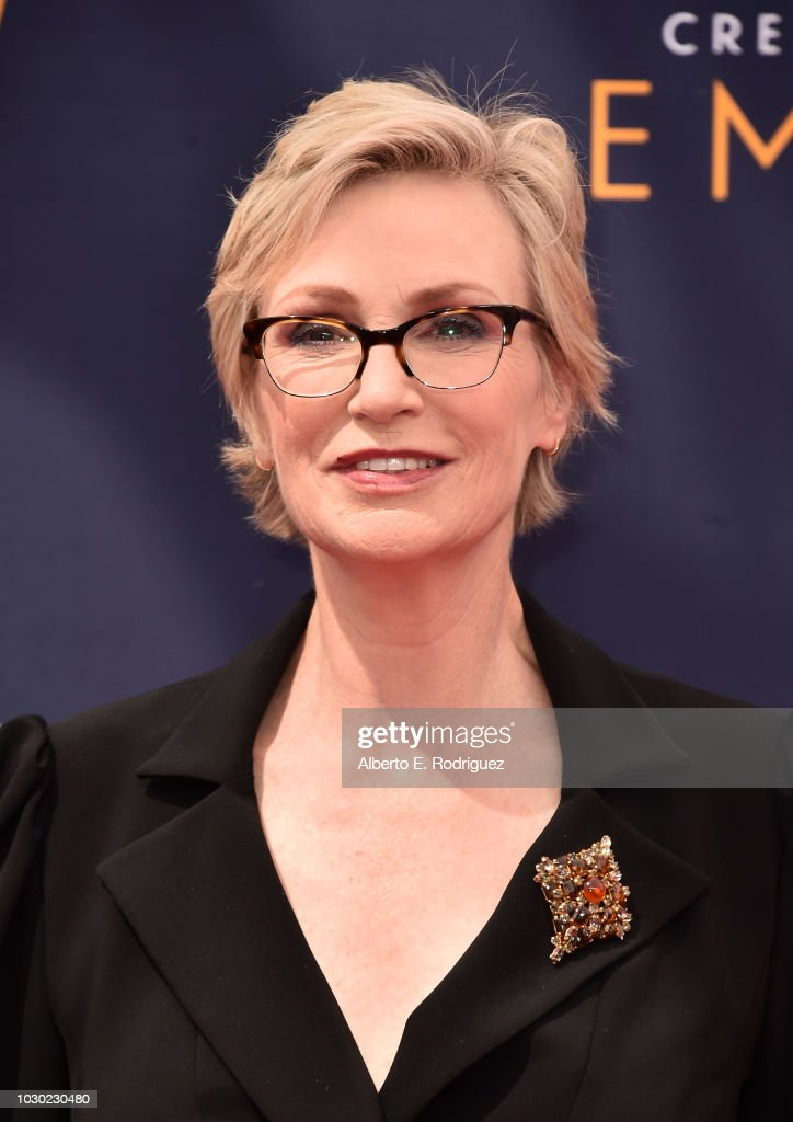 Jane Lynch attends the 2018 Creative Arts Emmys Day 2 at Microsoft Theater on September 9, 2018 in Los Angeles, California.