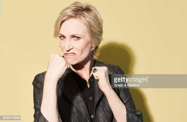 Jane Lynch of Discovery Communications 'Discovery Channel Manhunt Unabomber' poses for a portrait during the 2017 Summer Television Critics...