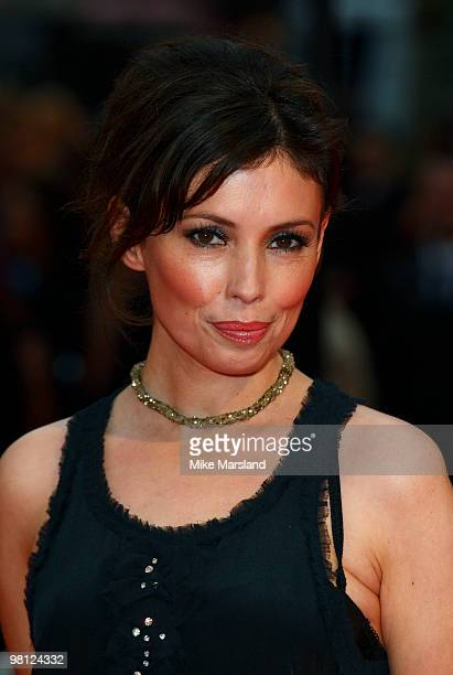 Jane March attends the World Premiere of 'Clash Of The Titans' at Empire Leicester Square on March 29, 2010 in London, England.