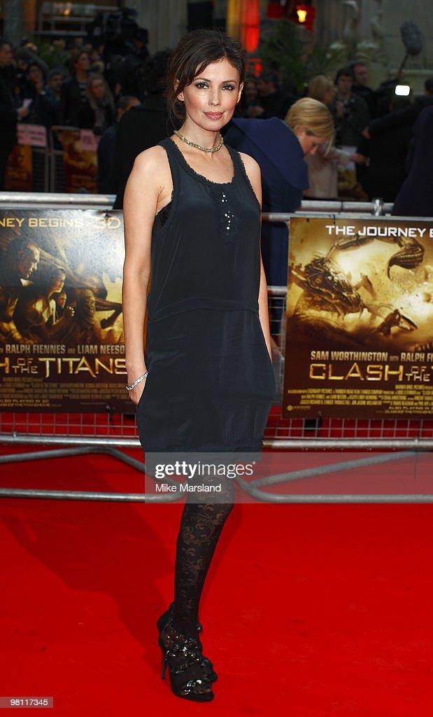 Clash Of The Titans - World Premiere - Red Carpet Arrivals : Fotografía de noticias