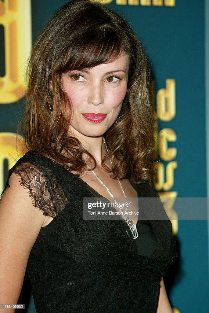 2003 Monte Carlo World Music Awards - Press Room : News Photo