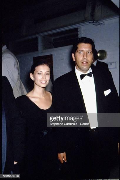 Jane March et Carmine Zozzora.
