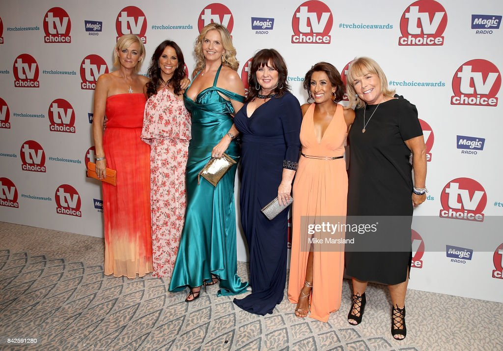 TV Choice Awards - Red Carpet Arrivals