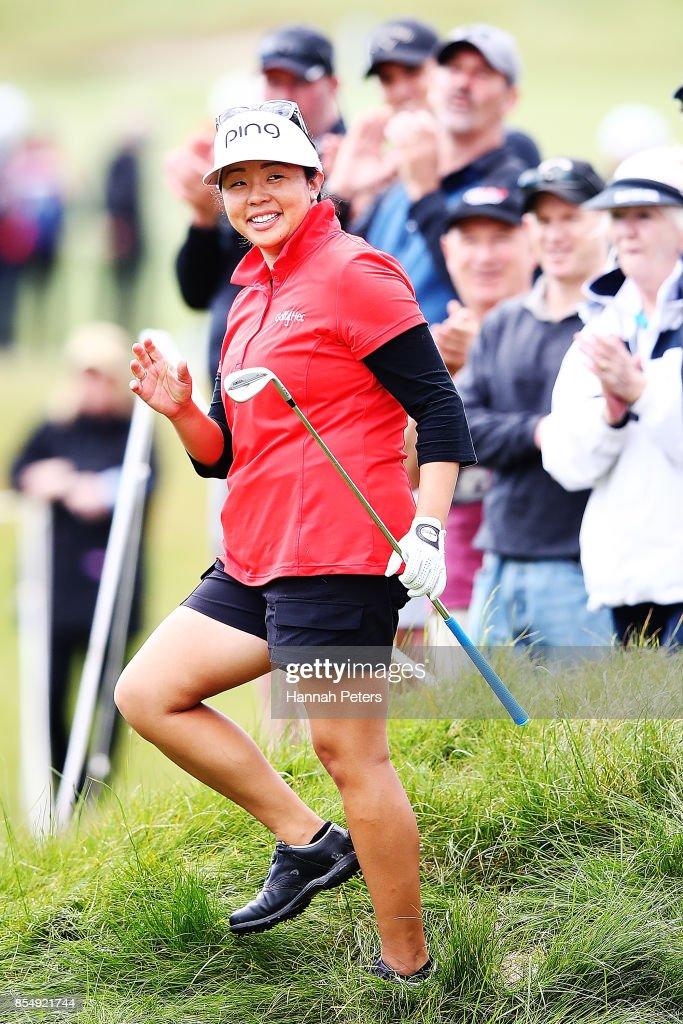 MCKAYSON New Zealand Women's Open - Day 1