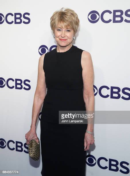 Jane Pauley attends 2017 CBS Upfron at The Plaza Hotel on May 17 2017 in New York City