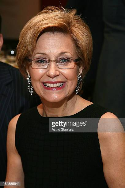 Jane Pauley attends the Bailey House 30th Anniversary Auction & Gala at Pier Sixty at Chelsea Piers on March 28, 2013 in New York City.
