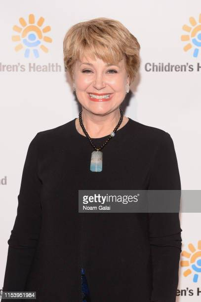 Jane Pauley attends the Children's Health Fund Annual Benefit 2019 on June 05 2019 in New York City