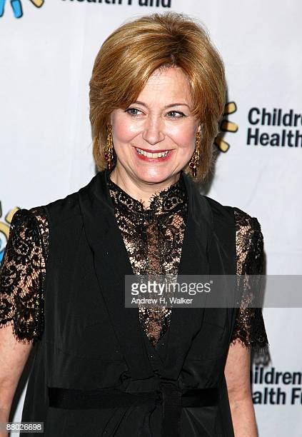 Jane Pauley attends the Children's Health Fund benefit at Sheraton New York Hotel Towers on May 27 2009 in New York City