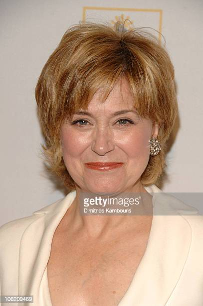 Jane Pauley during 20th Annual Childrens Fund Gala Arrivals at Hilton Hotel in New York City New York United States
