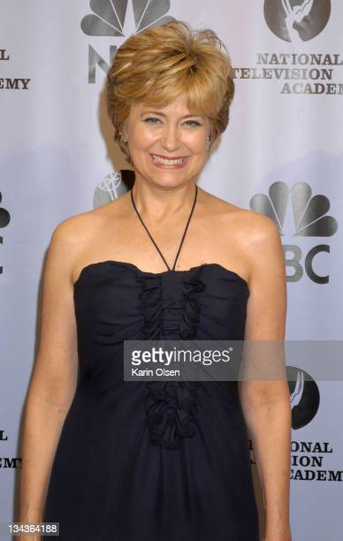 Jane Pauley during 31st Annual Daytime Emmy Awards Pressroom at Radio City Music Hall in New York City New York United States