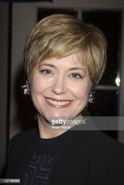 Jane Pauley during The Museum of Television and Radio Gala Honoring Tom Brokaw at The Waldorf Astoria in New York City New York United States