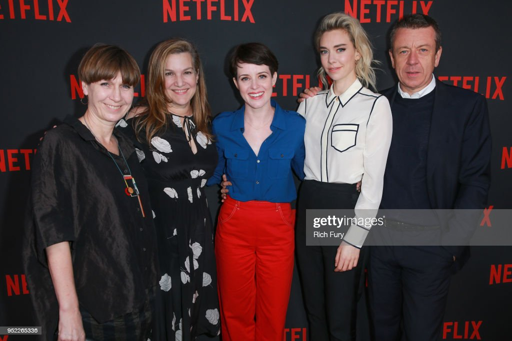 "For Your Consideration Event For Netflix's ""The Crown"" - Red Carpet"