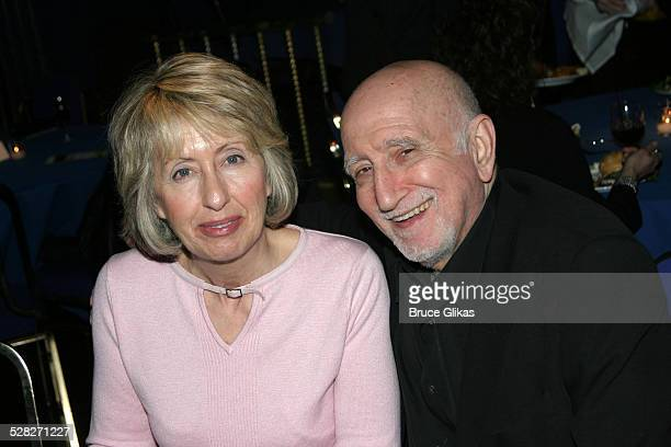 Jane Pittson and husband Dominic Chianese **EXCLUSIVE**