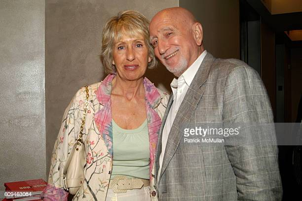 Jane PittsonChianese and Dominic Chianese attend HBO Screening for the Series Finale of THE SOPRANOS at 1100 6th Ave on June 10 2007 in New York City