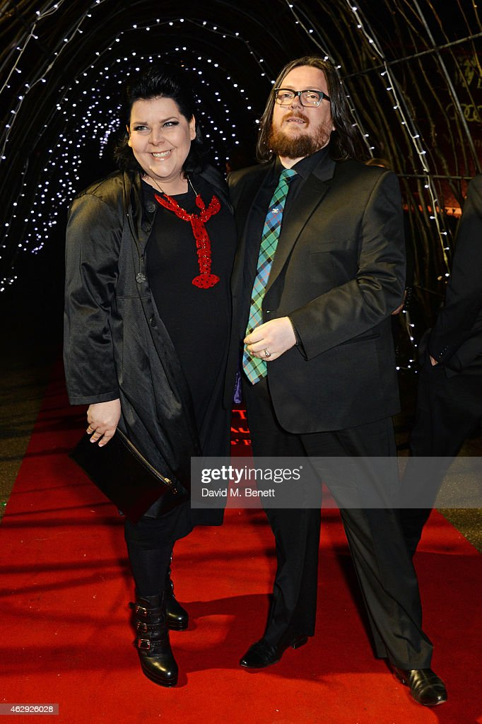 EE British Academy Awards Nominees Party - VIP Arrivals : News Photo