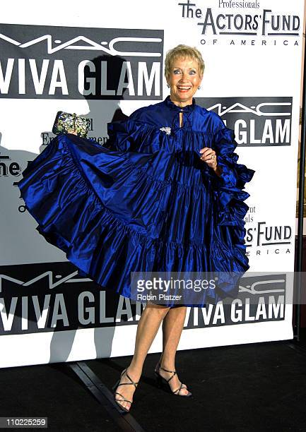 Jane Powell during The Actors' Fund of America That's Entertainment 2004 Annual Gala at The Waldorf Astoria Hotel in New York New York United States