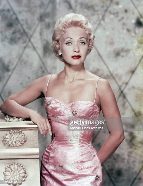 Jane Powell in publicity portrait for the film 'Hit The Deck' 1955