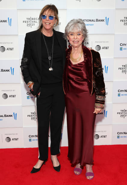 """NY: """"Rita Moreno: Just a Girl Who Decided to Go for It"""" Premiere - 2021 Tribeca Festival"""