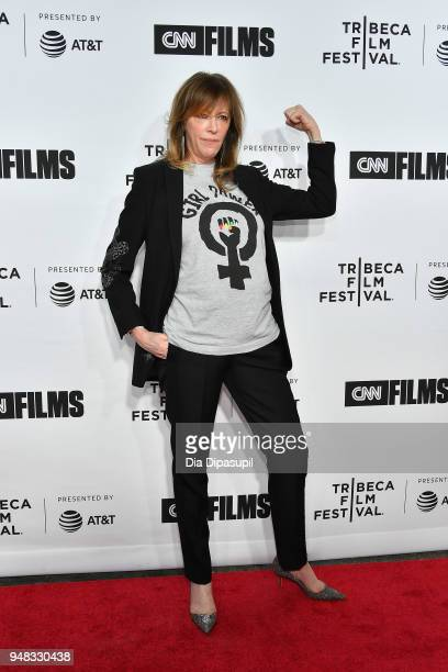 Jane Rosenthal attends the opening night gala of Love Gilda during the 2018 Tribeca Film Festival at Beacon Theatre on April 18 2018 in New York City