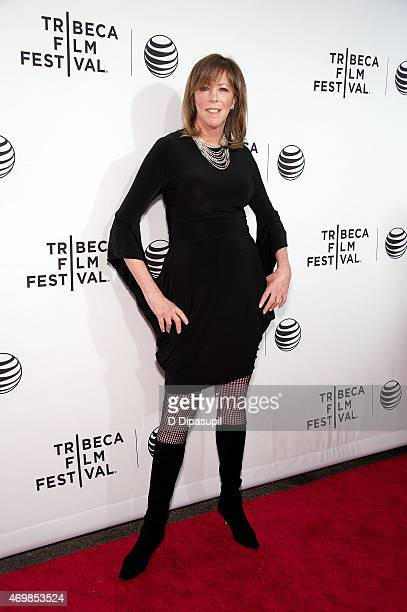 Jane Rosenthal attends the world premiere of Live From New York during the 2015 Tribeca Film Festival at The Beacon Theatre on April 15 2015 in New...